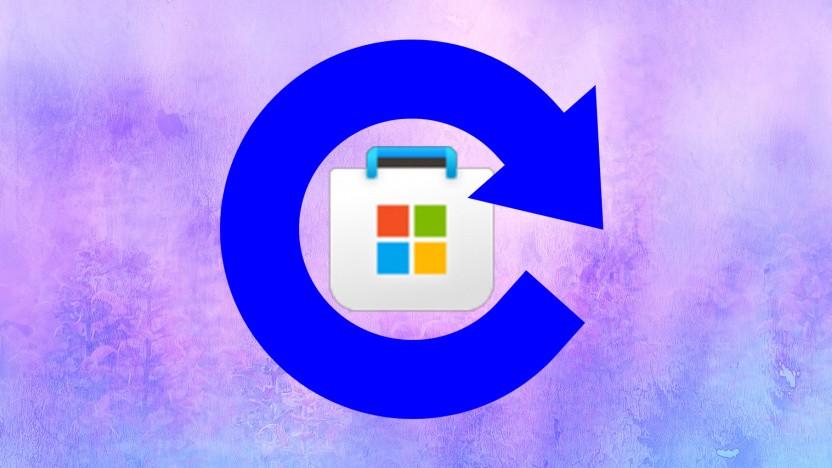 Der Microsoft Store wird Win32-Apps nicht aktualisieren können.