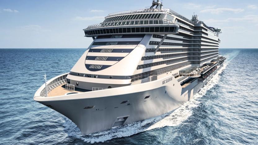 """Kreuzfahrtschiff MSC Seashore: """"Entwicklungen neuer maritimer Technologien"""""""