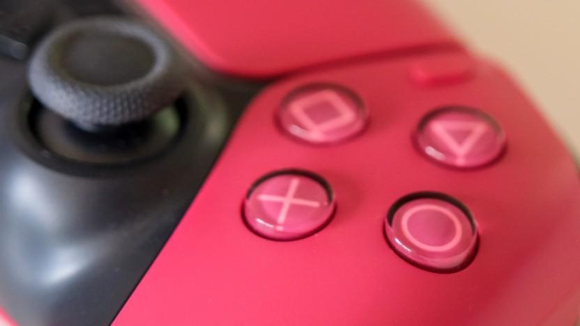 Dualsense-Controller der Playstation 5