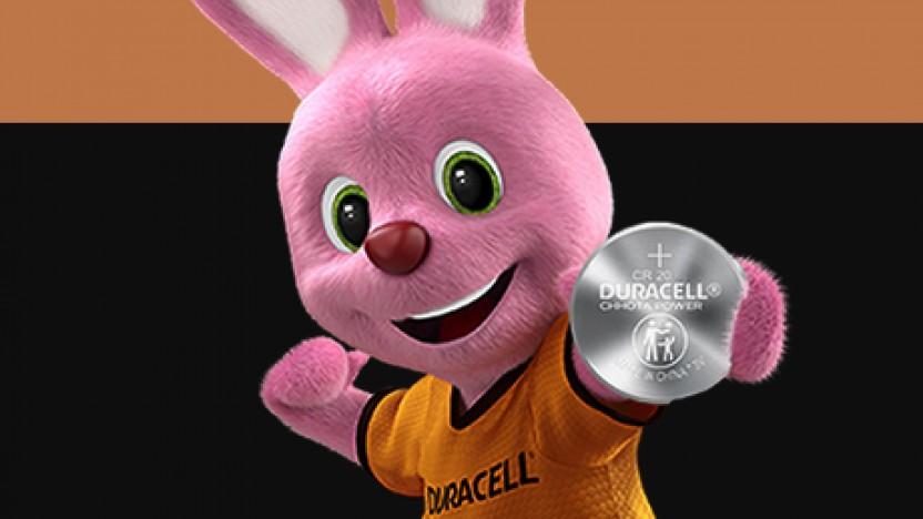 Duracell hat bittere Knopfzellen im Sortiment.