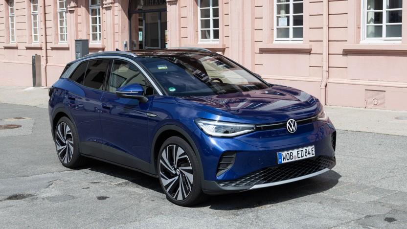 VW ID.4: geräumiges SUV mit guten Assistenzsystemen