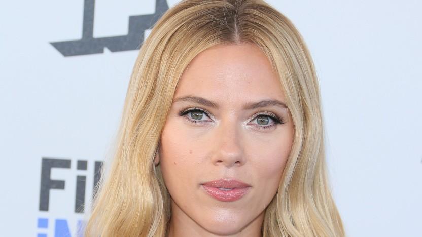 Die Schauspielerin Scarlett Johansson
