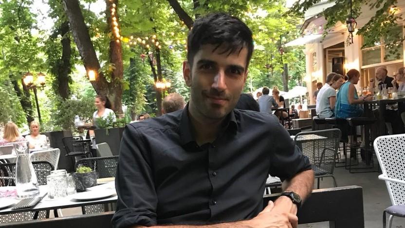 Christo Buschek ist der erste österreichische Pulitzer-Preisträger überhaupt.