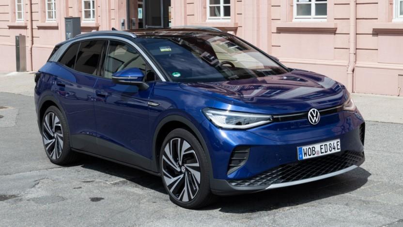 Der ID.4 von VW
