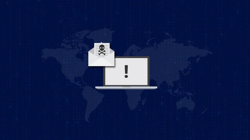 Ransomware könnte immer mehr zum Problem werden.