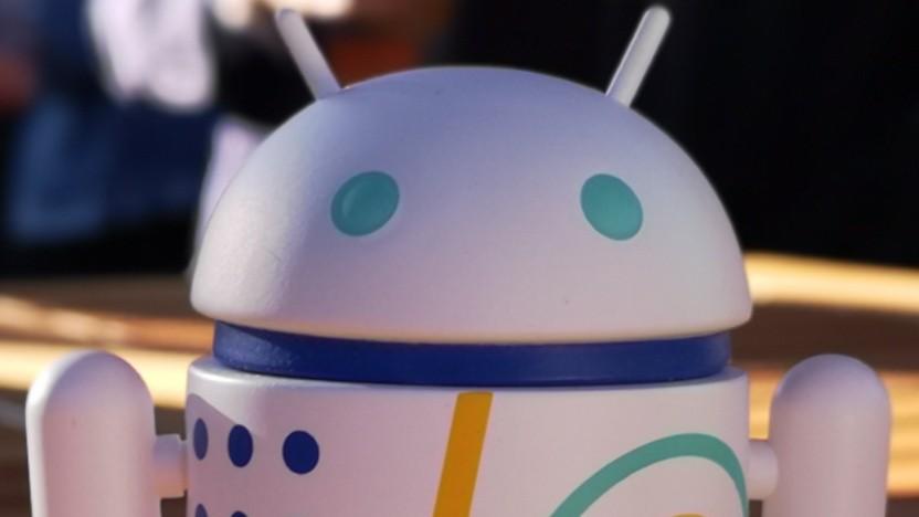 Google blockiert den App-Login bei älteren Android-Versionen.