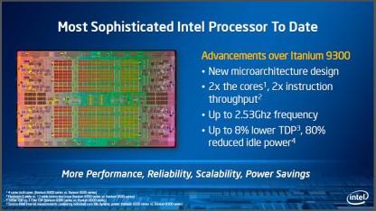 Itanium-CPUs: Intels Itanic ist endgültig gesunken