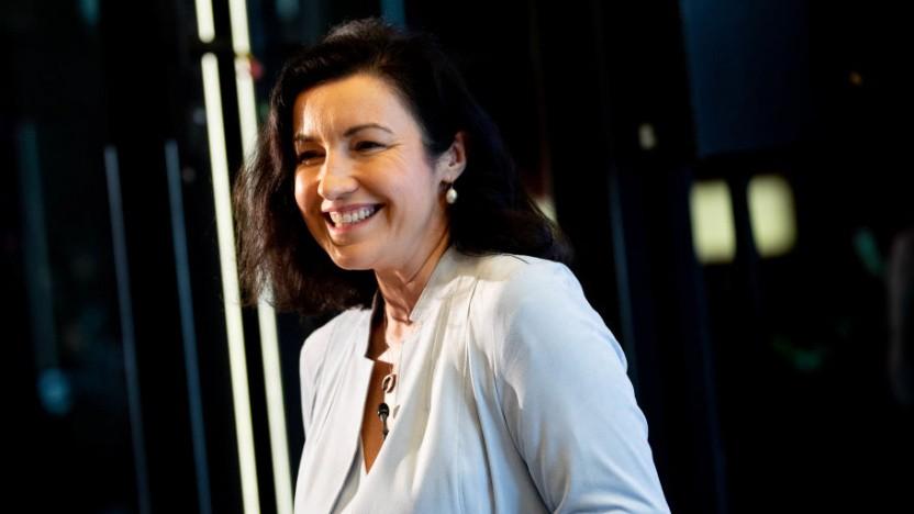 Die Staatsministerin für Digitalisierung, Dorothee Bär, hat die Suchmaschine vorgestellt.