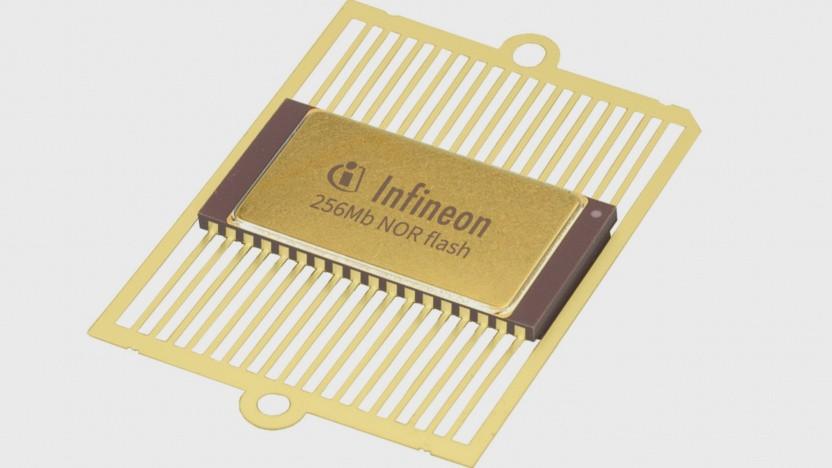 Die Chips sind für den Einsatz im Weltraum gedacht.