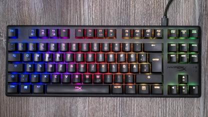 Alloy Origins Core im Test: Full Metal Keyboard