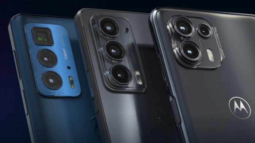 Die neuen Smartphones von Motorola