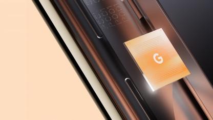 Android: Googles Tensor-SoC ist eine halbe Mogelpackung
