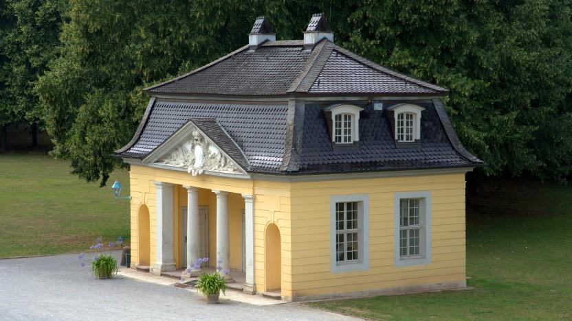 Das gemietete Haus ist manchmal schon besetzt oder gar nicht da.