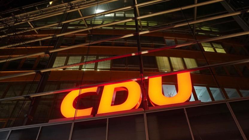 Die CDU geht offenbar rechtlich gegen die Melderin einer Sicherheitslücke vor.