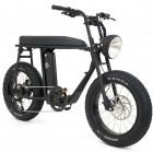 Urban Drivestyle: Uni-E-Bikes mit neuen Stahlrahmen und GPS-Trackern