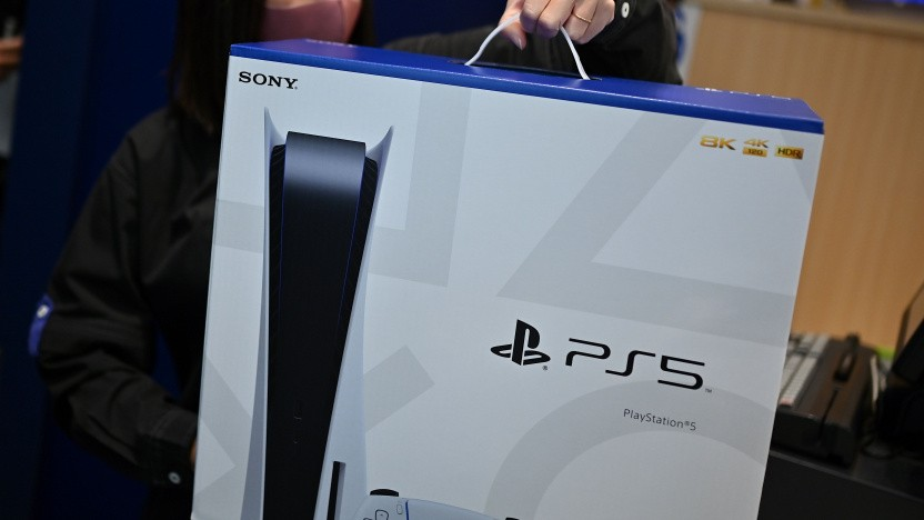 Playstation 5 in Japan