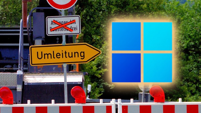 Windows 11 funktioniert mit Umwegen auch auf eigentlich inkompatiblen Geräten.