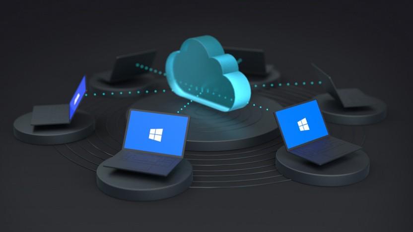 Eine Cloud, sie alle zu finden, zu Windows 365 zu treiben und ewig zu binden.