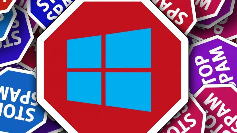 Windows 10 stuft diverse Programme als ungewollt ein.