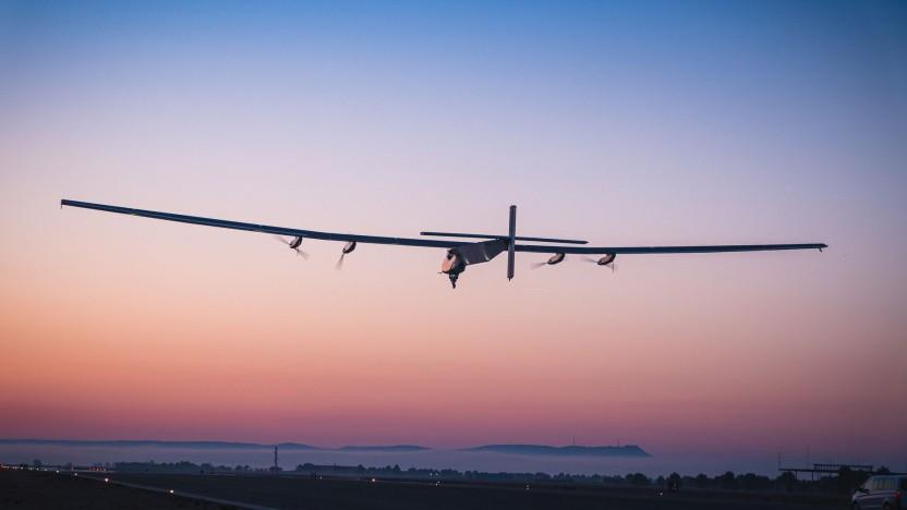 Solarflugzeug von Skydweller: Schritte in Richtung autonomes Fliegen
