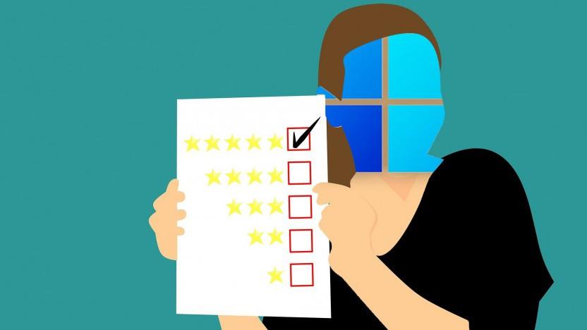 Wir werten die Umfrage zu Windows 11 aus.