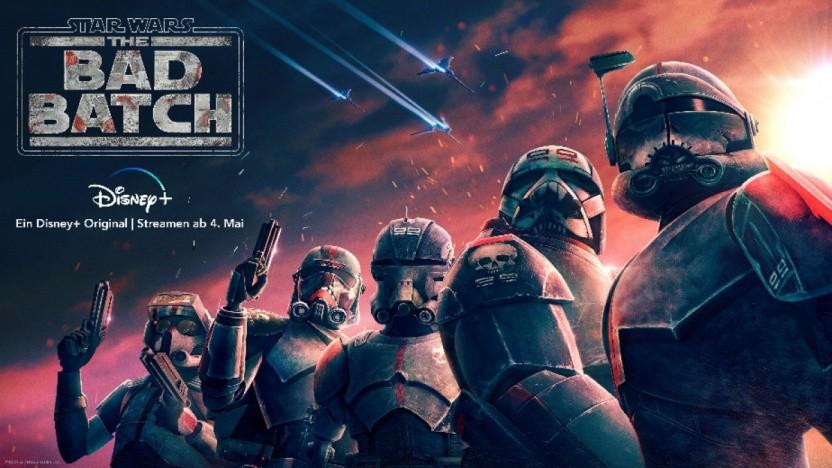 Star Wars: Bad Batch wird 2022 zurückkehren.