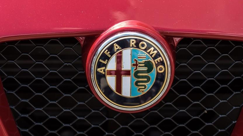 Logo von Alfa Romeo