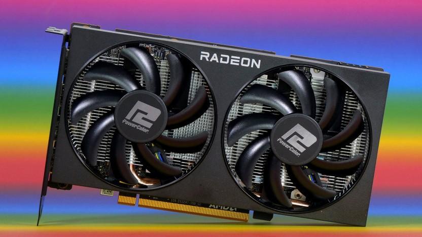 Radeon RX 6600 XT von Powercolor im Test