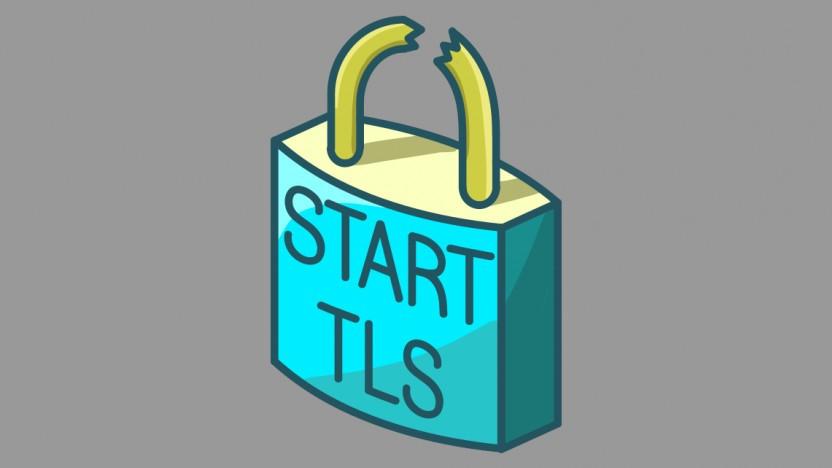 STARTTLS ist extrem fehleranfällig und sollte nach Möglichkeit vermieden werden.