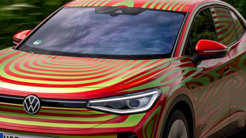 SUV-Coupé ID.5 GTX