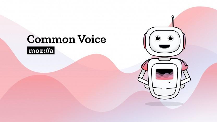 Common Voice wird beständig größer.