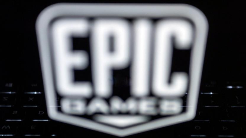 Logo von Epic Games