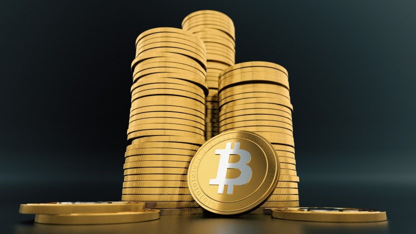 Der Bitcoin ist im Aufwind.