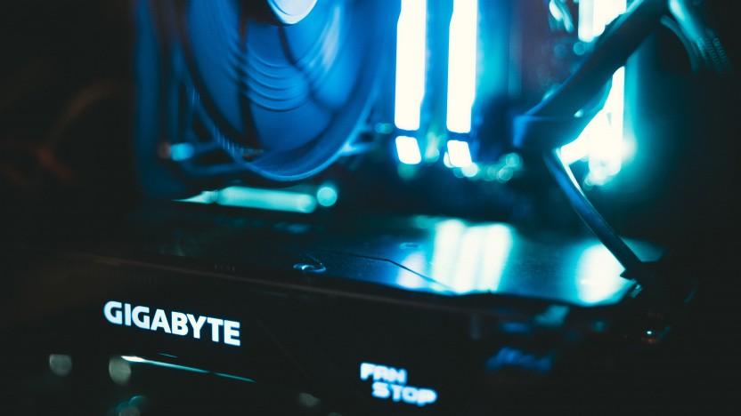 Hardware von Gigabyte