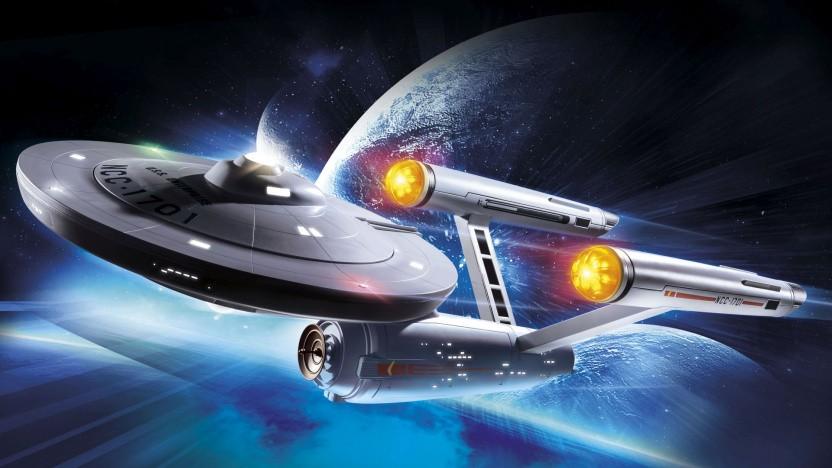 Die USS Enterprise von Playmobil