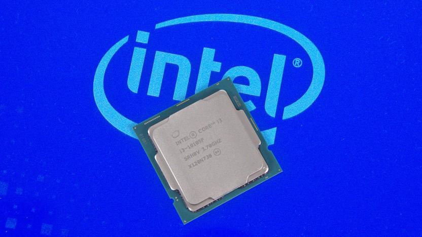 Core i3-10105F im Test