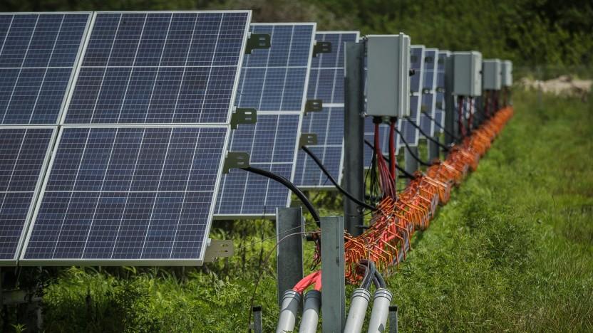 Kann der Ausbau der erneuerbaren Energien noch das Klima retten?
