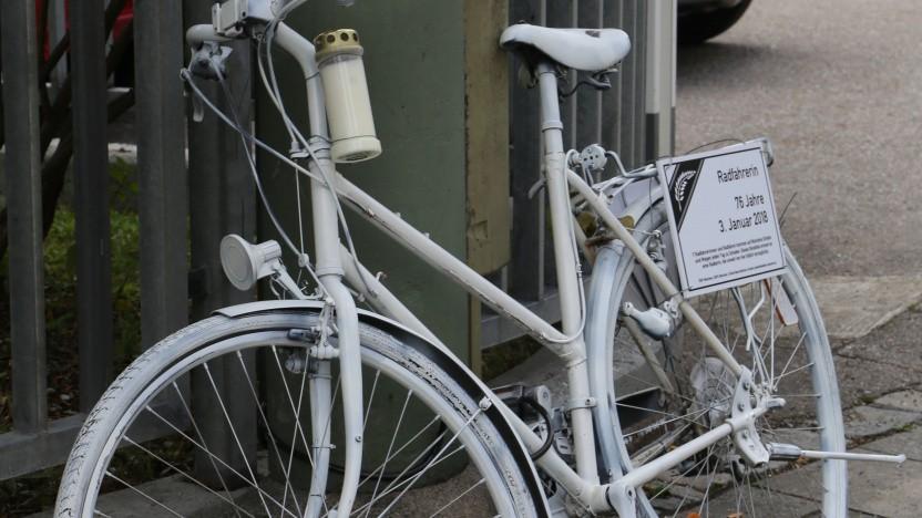 Ghost Bike in München