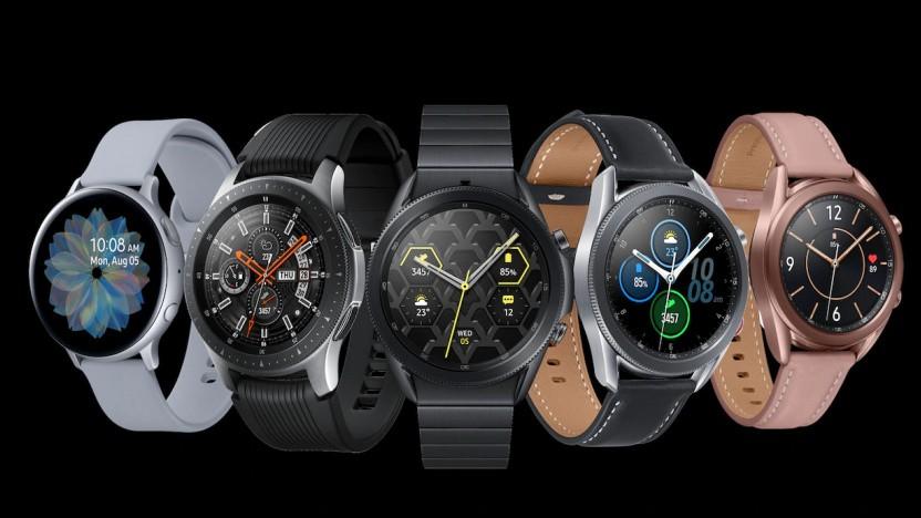 Der Exynos W920 ist für eine kommende Galaxy Watch gedacht.