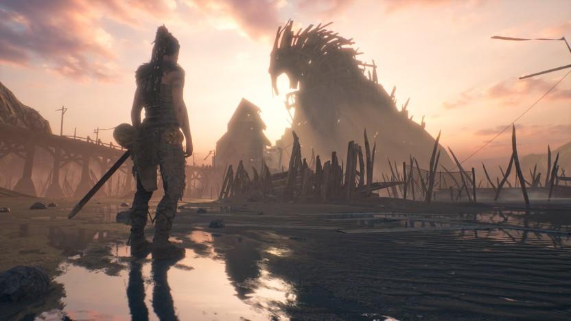 Hellblade mit Raytracing