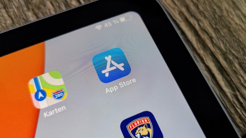 Die App iDOS ist nicht mehr im App Store zu finden.