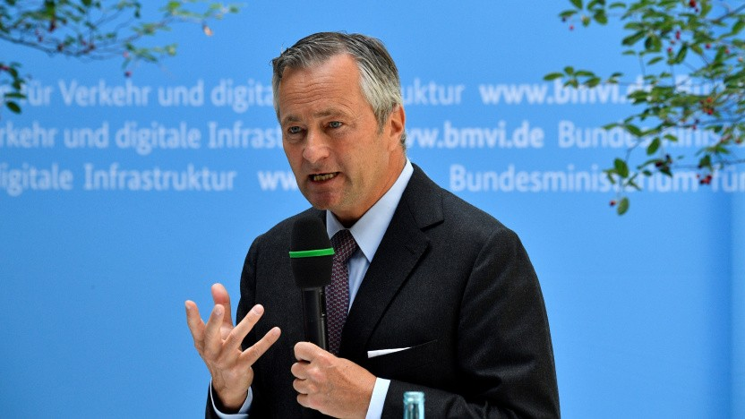Hannes Ametsreiter, Deutschland-Chef von Vodafone