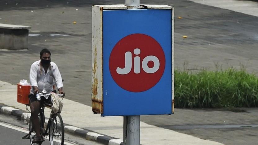 Jio ist in Indien der führender Mobilfunkbetreiber.