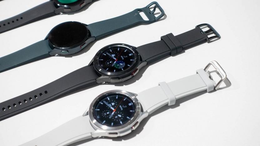 Samsungs neue Smartwatches