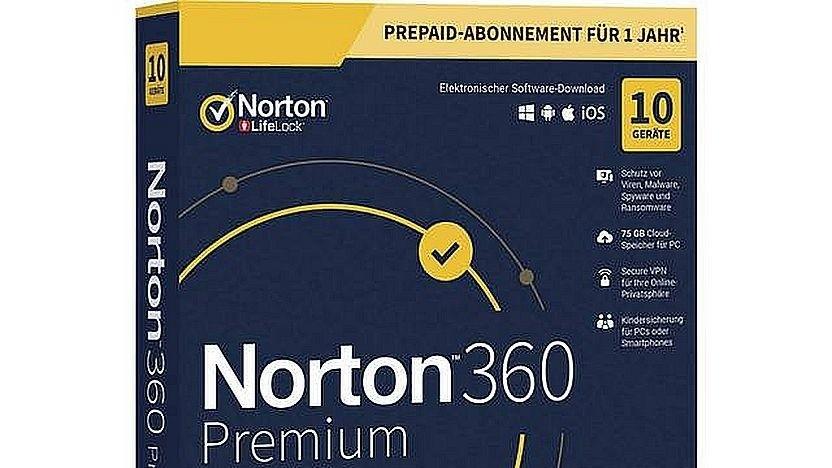 Nortonlifelock-Produkt