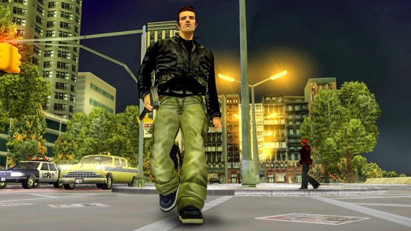 Artwork von GTA 3 (PC-Version)