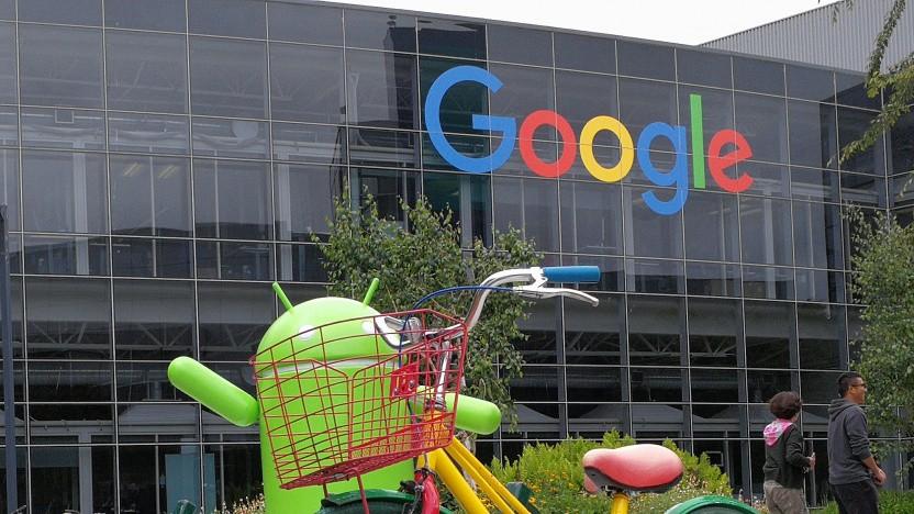 Google plant offenbar ein eigenes Netzwerk, um Android-Geräte aufspüren zu können.