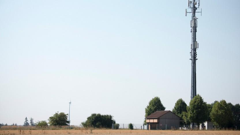 LTE auf dem Lande