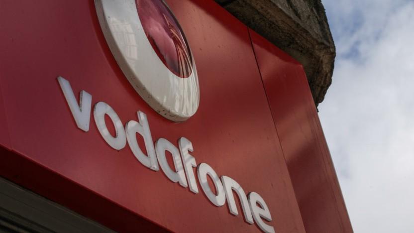 Vodafone sieht sich durch die Telekom benachteiligt.
