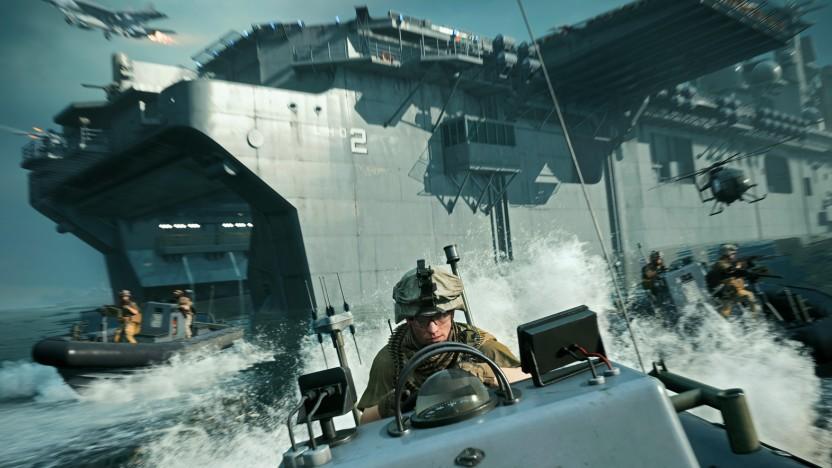 Artwork von Battlefield 2042